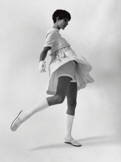 André Courrèges, Ensemble, photographed by F.C. Gundlach, 1965